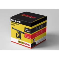 Cârlig de remorcare pentru SANTA FE - 5 uşi- 2xxx - sistem automatic - din 2006 do