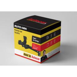 Cârlig de remorcare pentru Renault Trafic sistem fix - din 2014/-