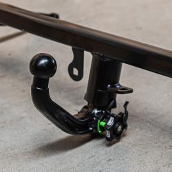 Cârlig de remorcare pentru Nissan X-Trail - SUV- sistem demontabil automat - din 2014/-