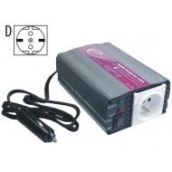 Invertor tensuine 24V - 230V 300W