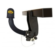 Cârlig de remorcare pentru AURIS -5 uşi. - sistem automatic din 10. 2012/-