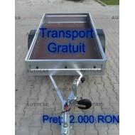 Remorca Boro 2m 750kg