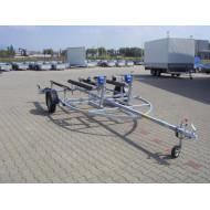 Prívesný vozík Aqua Double